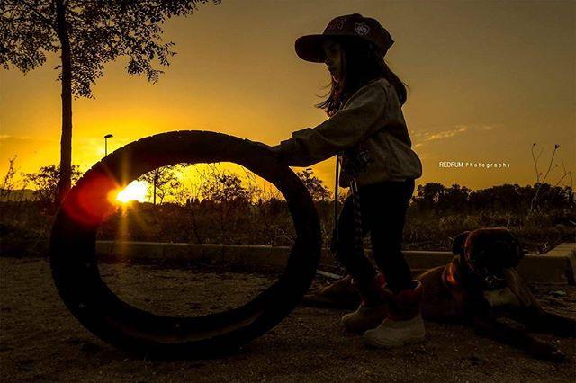 REDRUM films SPARKY #redrumfilms #sunset