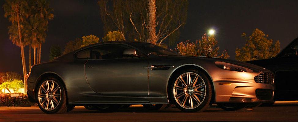 Entretien et réparation d'Aston Martin près de Montréal
