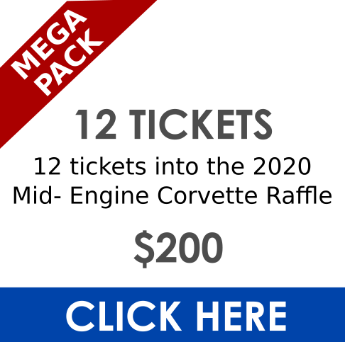 Set of 12 Tickets