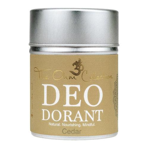 DEOdorant Cedar