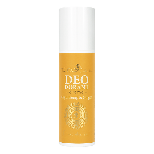 Deodorant Crème Royal Hemp & Ginger