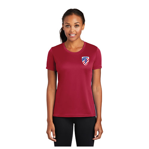 Performance Shirt - Hers - Red