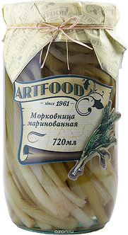 Морковница маринованная АртФуд 670 г.