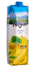 Банановый нектар НОЯН 1 л.
