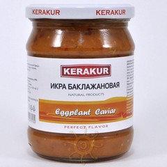 Икра баклажановая Керакур, 500г