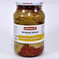 Овощи печеные Керакур, 920г