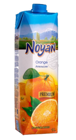 Апельсиновый сок НОЯН 1 л.