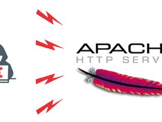 Vulnerabilidad Grave - Apache Web Server
