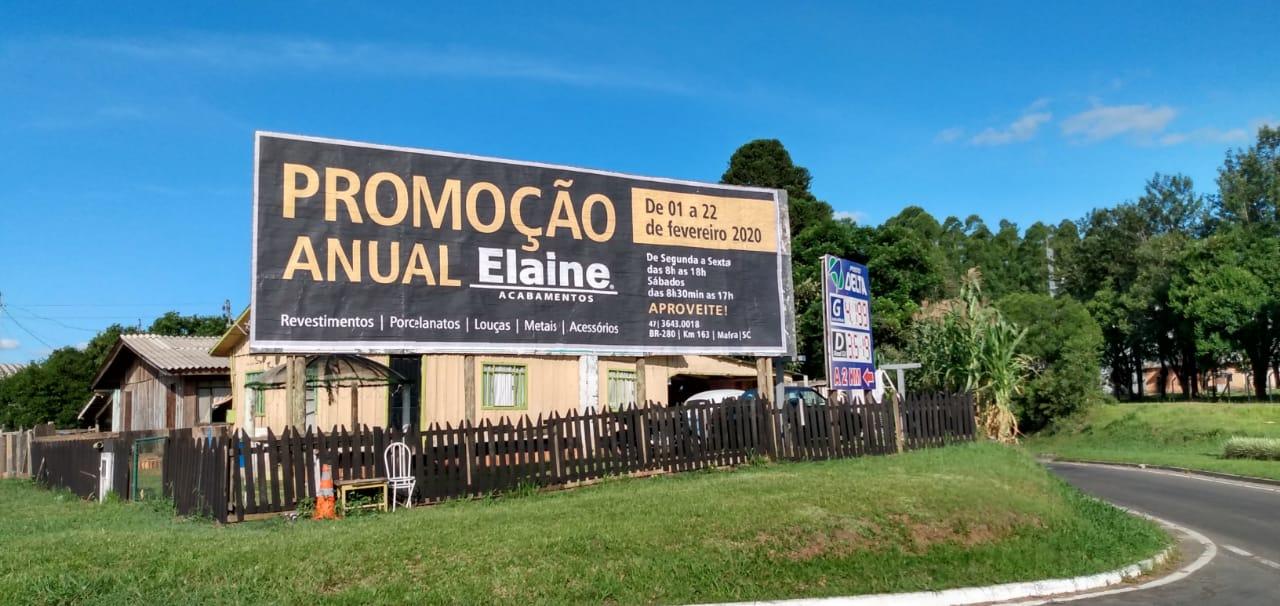Elaine - Placa 8