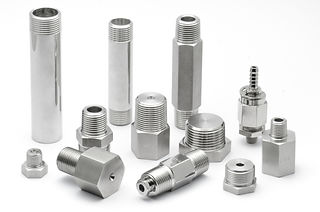 Weld & threaded Bushes, Adapters, Nipples and Plugs
