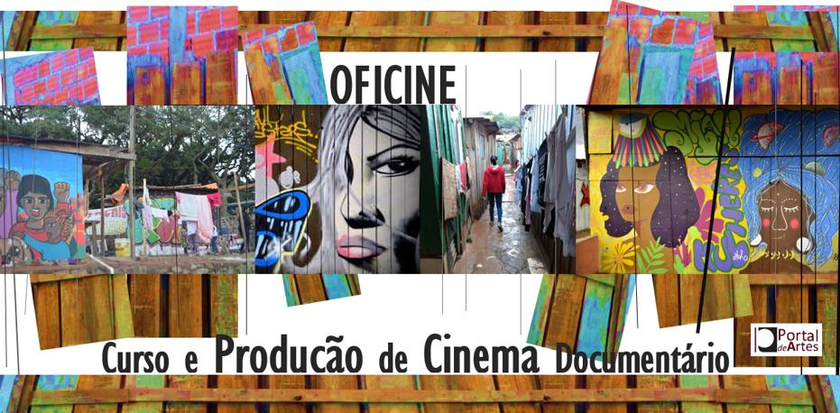mural produção de cinema documentário