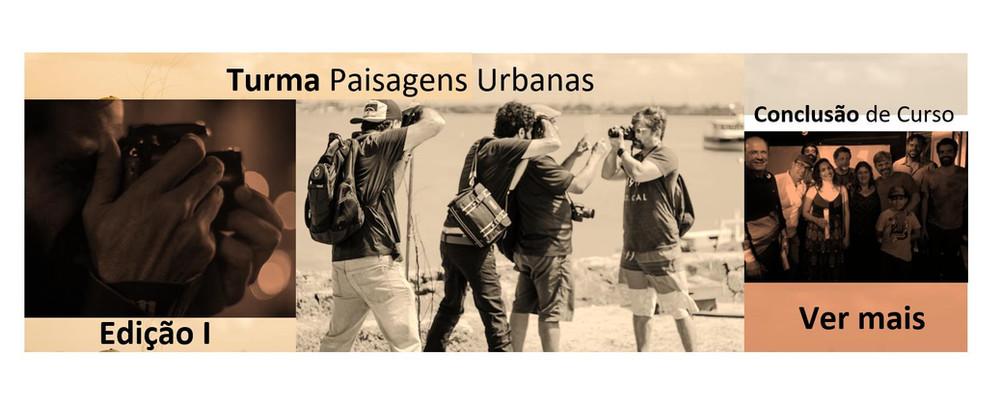 Paisagens Urbanas - Conclusão