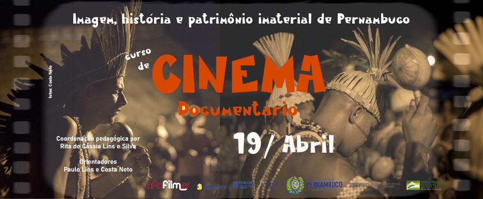 Curso Cinema Documentário