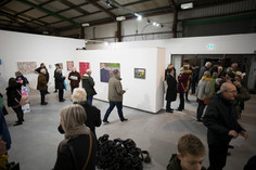 LEGACY - 50 years of Painting in the Tees Valley, The Auxiliary Warehouse, Middlesbrough.