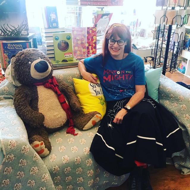 Tales on Moon Lane bookshop