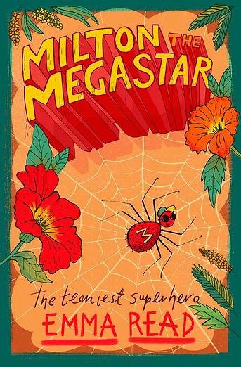 Milton the megastar cover.jpg