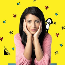 Konnie Huq reads from Milton the Megastar