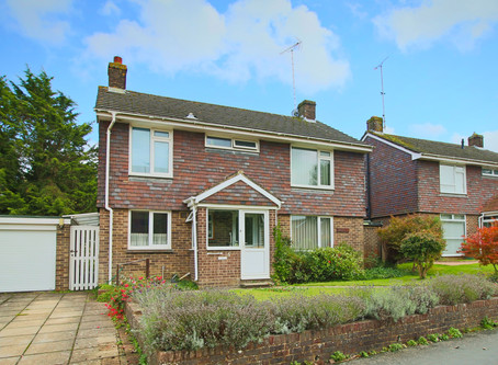 Detached Family Home in Wilmington Close, Hassocks, West Sussex, BN6 8QB.