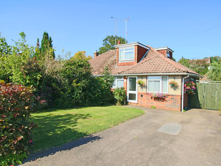 New: Ideal opportunity for buyers wishing to remodel a property which also has a 125ft long rear ...
