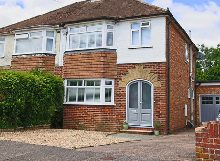 Beautifully presented family home which has been skilfully extended on the ground floor.