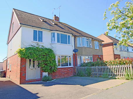 NEW: Well extended family home with 4 bedrooms & 3 bath/shower rooms split over 3 levels
