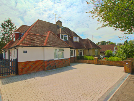 NEW: 5 bedroom family home having  extensive refurbishment which includes extensions to side & rear