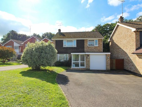 New: A four-bedroom detached house which has been considerably updated in the last two years.