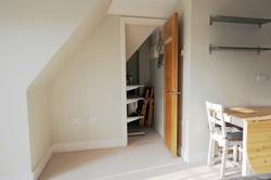 Open Plan Living Area/Storage