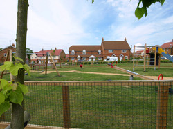 Claytom Mills Play Park Area