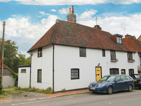 Available Again: Hob Cottage is a grade II listed cottage, believed to have been built in the 16 ...