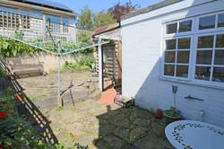 Back Garden patio