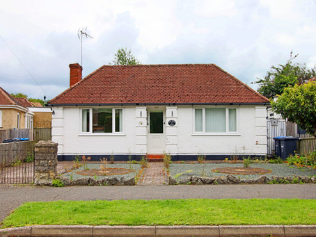 New: An individual detached bungalow which has been modernised in recent years to provide a lo ...