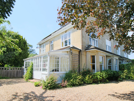 NEW: An exceptional semi-detached Victorian house with many original features