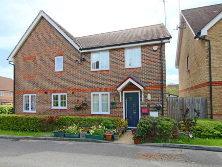 NEW: Modern 3 bedroom semi detached family home, with a conservatory, fitted wardrobes to all ...