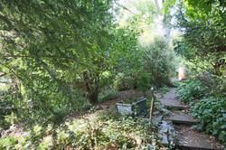 Garden past bridge 2