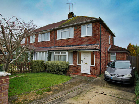 An extended 3/4 bedroom family home with a delightful landscaped 70ft rear garden.
