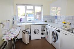 Communal Laundry Room
