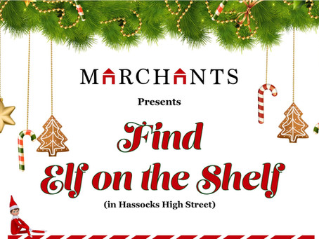 Marchants Presents Find the Elf on the Shelf