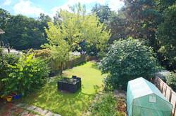 Garden View from first floor