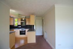 Kitchen through Lounge