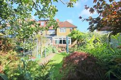Garden Back of Property