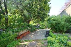 Rear Garden Pathways