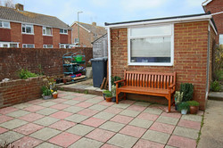 Patio Area and Storage