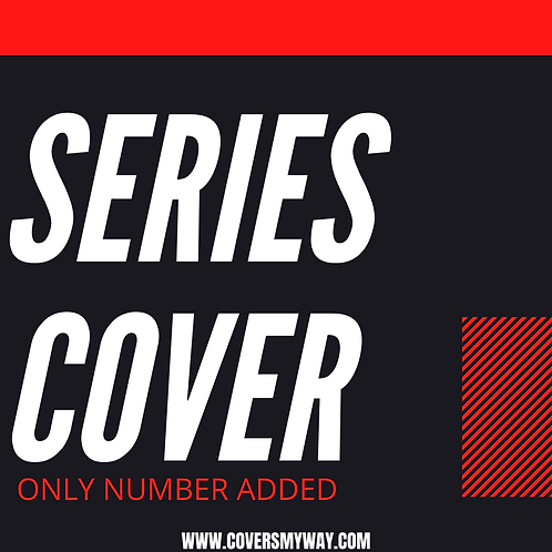Series Cover w/Number ONLY