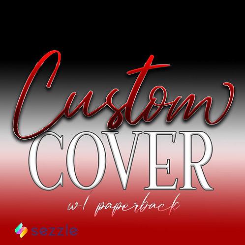 Custom Cover W/Back & Spine