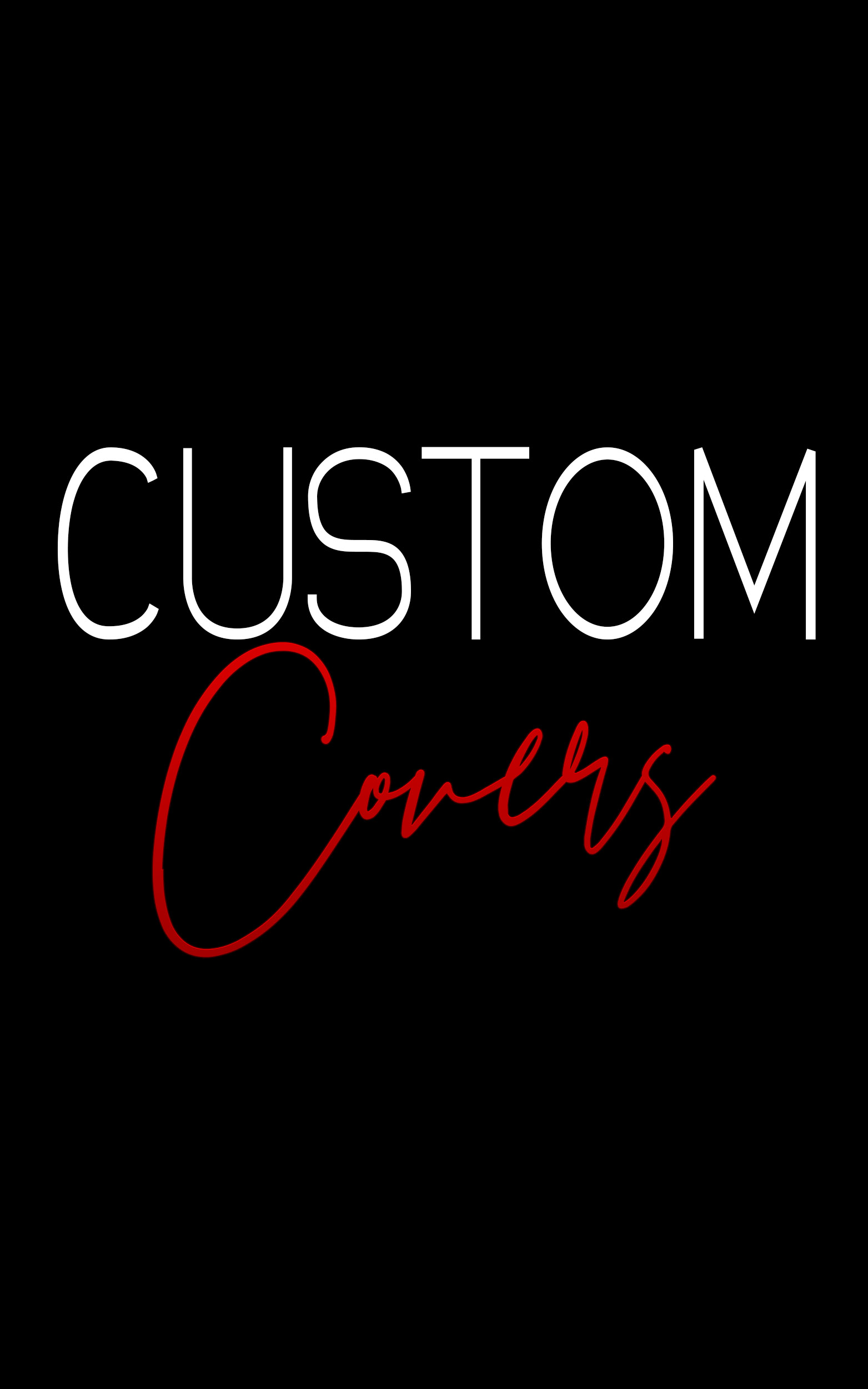Custom Covers Poster