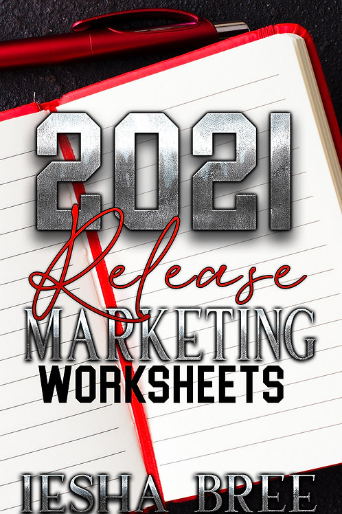 2021 Release Marketing Worksheet