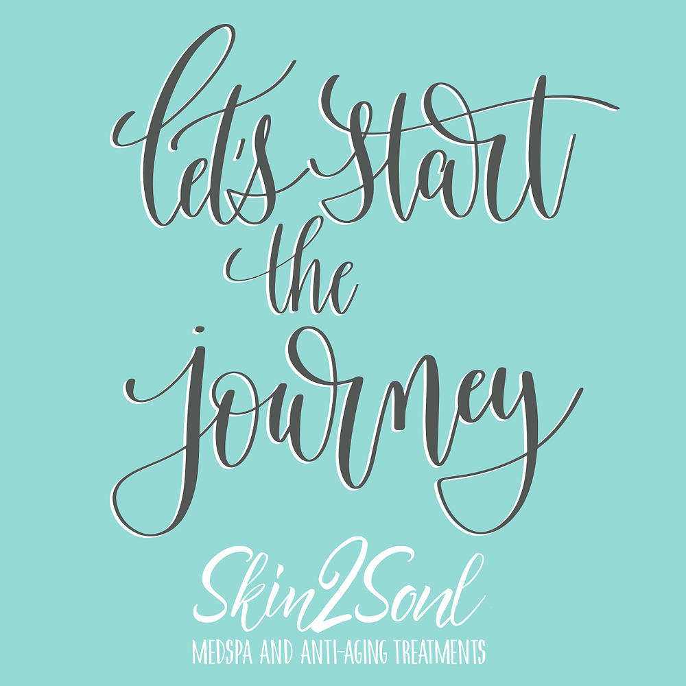 Start The Journey Face Skin Lips Wrinkles Lines MedSpa Anti-Aging Treatment BOTOX Fillers