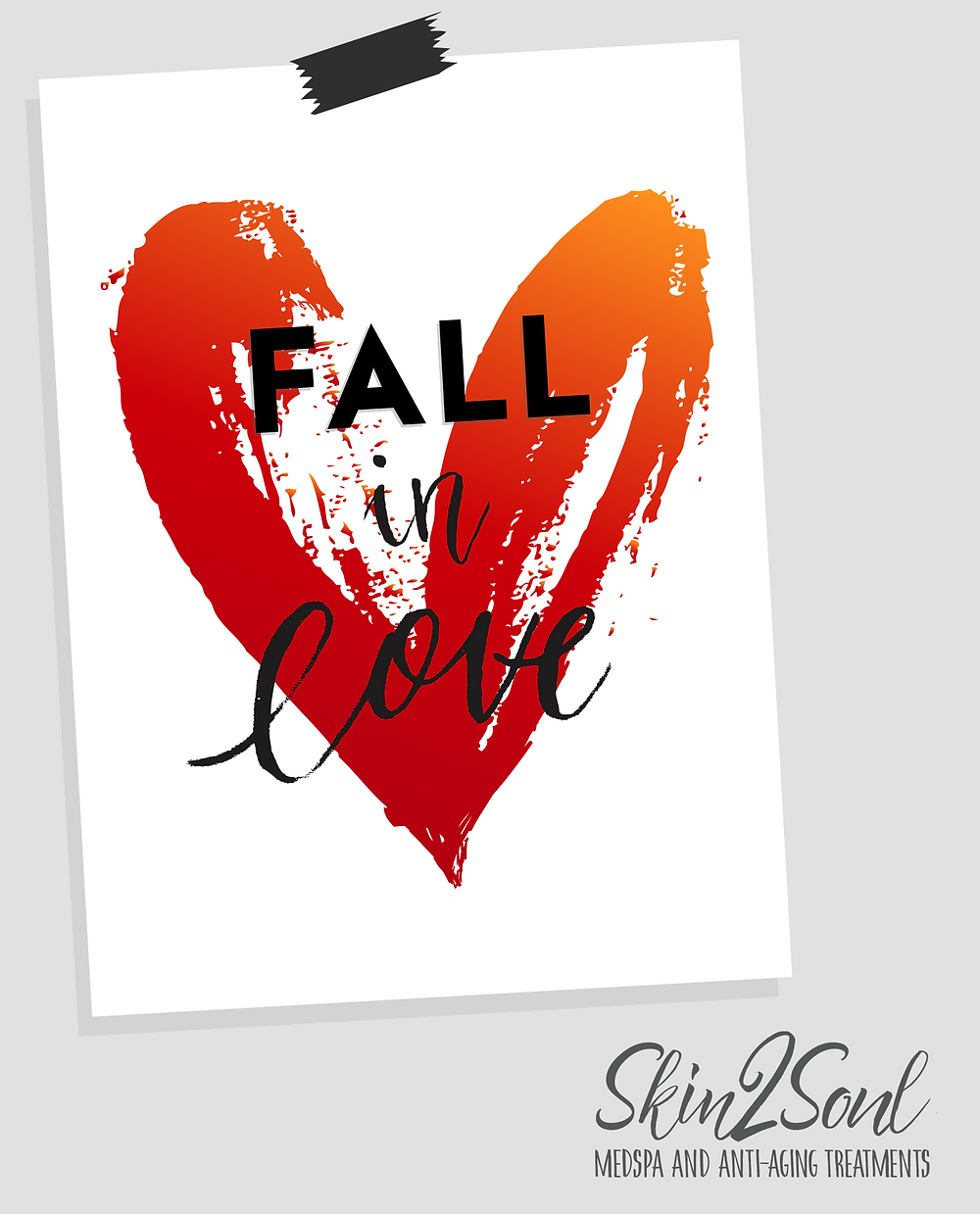Fall In Love With You Heart Appearance Self-Worth Confidence