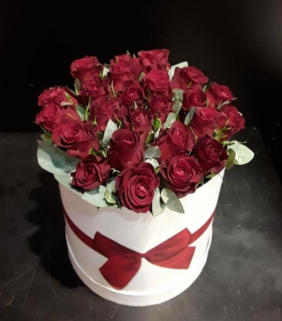 Piqué de roses